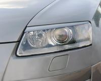 Kryty sv�tlomet� - mra��tka, Audi A6 (C6, typ 4F)