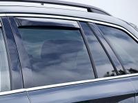 Deflektory (ofuky, plexi) zadní, Citroen Berlingo, Typ E, SW/Transporter, 5-dveř., 2018-