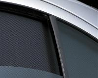 Sluneční clony sada - zadní dveře, dveře kufru, Mercedes A, Typ W177, 5-dveř., 2018-