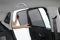 Sluneční clony sada - zadní dveře, zadní okna, páté dveře, Opel Grandland X, Typ Z, SUV, 5-dveř., 2017-