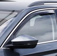 Deflektory (ofuky, plexi) přední, Jeep Renegade, Typ BU, SUV, 5-dveř., 2017-