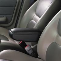 Loketní opěrka - Premium, černá kůže, VW Golf II, Polo (A03), Seat Ibiza, Cordoba, Toledo