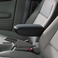 Loketní opěrka - Premium, černý semiš, VW Golf IV, Bora, Seat Leon, Toledo